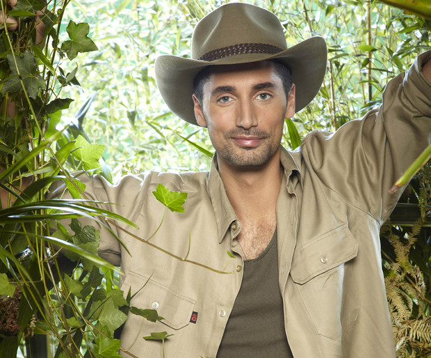 I'm A Celebrity Get me Out Of Here, Hugo Taylor
