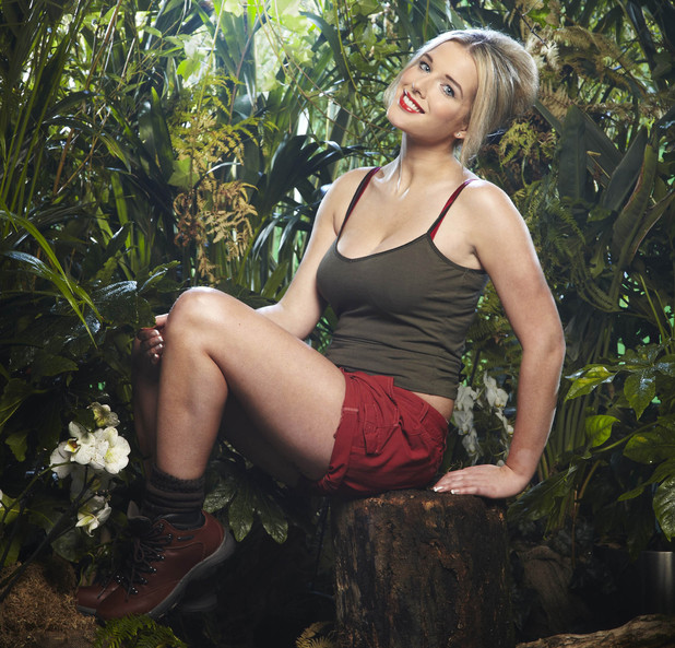 I&#39;m A Celebrity Get Me Out Of Here, Helen Flanagan