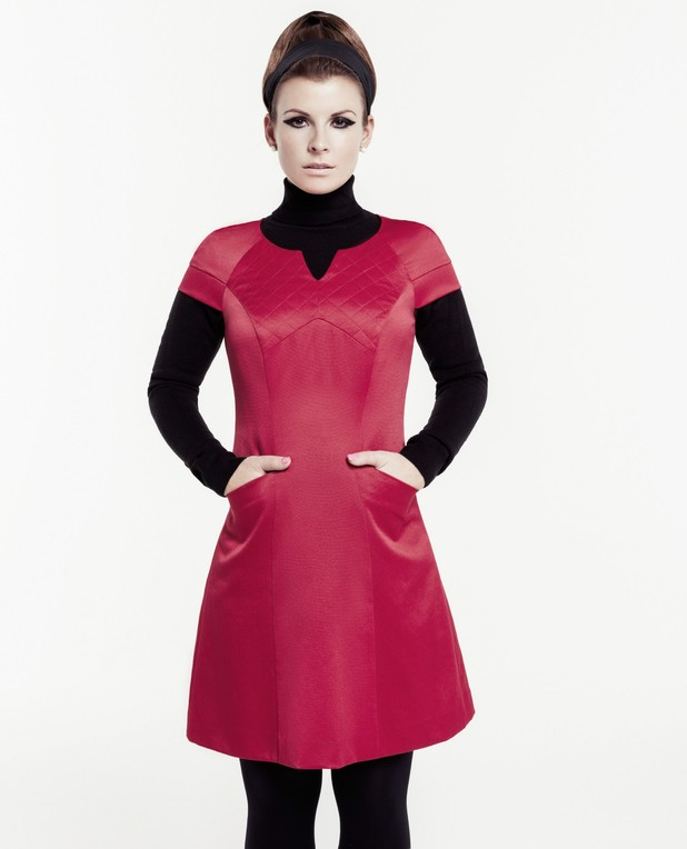 Coleen Rooney Models New Littlewoods Range Pictures