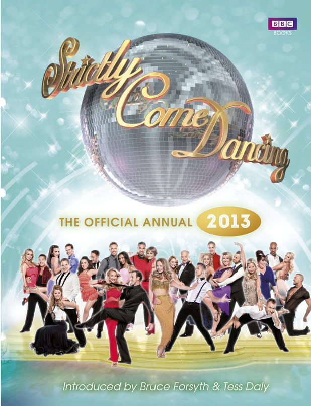 Strictly Come Dancing 2013 annual