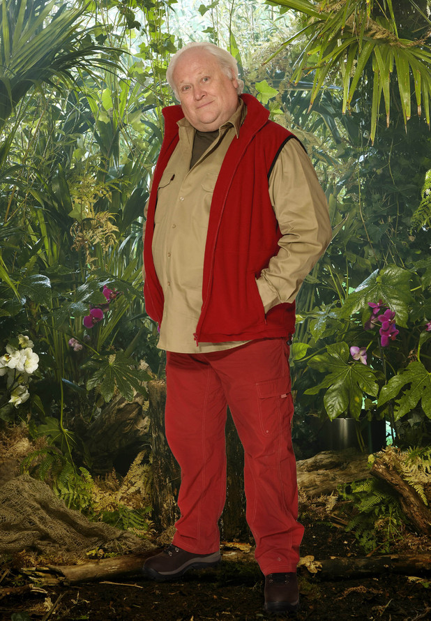 I&#39;m A Celebrity, Get Me Out Of Here 2012: Colin Baker