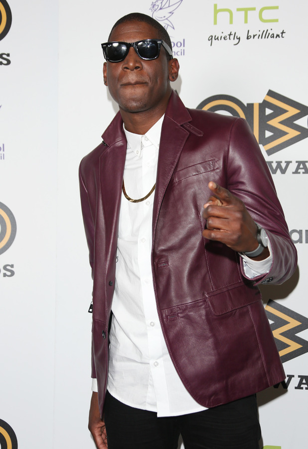 Labrinth The MOBO awards 2012 held at the Echo Arena - press room Liverpool, England - 03.11.12 Mandatory Credit: Lia Toby/WENN.com