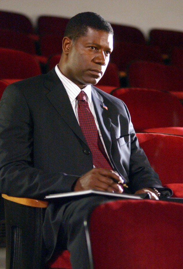 David Palmer (Dennis Haysbert) - from 24