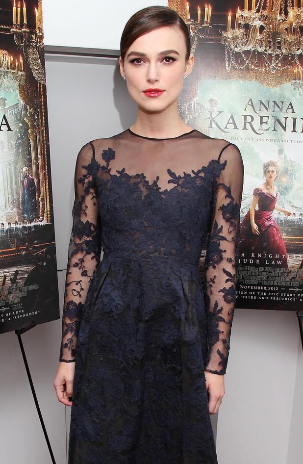 Anna Karenina, Keira Knightley