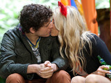 Hollyoaks, Maddie kisses Jono, Mon 12 Nov 2012