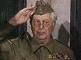 Clive Dunn in 'Dad's Army'