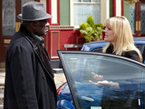 Patrick isn't happy about Tanya going behind Cora's back to find her long lost step-sister.