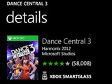 'Xbox SmartGlass' app screenshot
