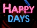 'Happy Days' title card