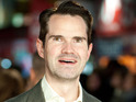 Jimmy Carr attending the premiere of Gambit, at the Empire cinema in Leicester Square, London