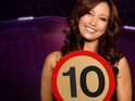 Carrie Ann Inaba explains that she deducted a point from Andy Dick's rumba.