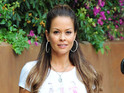 Brooke Burke-Charvet returns to acting after several years as a television presenter.