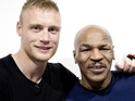 As part of Sky1 HD's new documentary, Freddie Flintoff meets heavyweight Tyson.