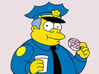 See The Simpsons star sing Frozen's 'Let it Go' as Chief Wiggum