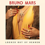 Bruno Mars &#39;Locked Out Of Heaven&#39; artwork