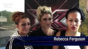 Cher, Katie and Rebecca looking forward to 'The X Factor'