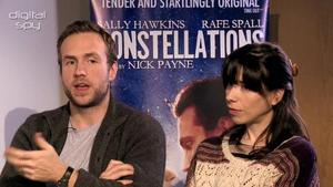 Rafe Spall on 'Prometheus' extras