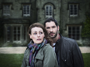 Suranne Jones and Tom Ellis, The Secret Of Crickley Hall, Sun 18 Nov 2012