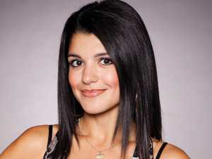 Natalie Anderson plays Alicia Gallagher
