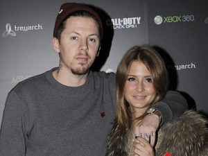 Professor Green and Millie Mackintosh 'Call of Duty: Black Ops 2' - Launch party - Arrivals London, England