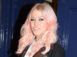 Amelia Lily attends the Children in Need POP goes the Musical Shrek The Musical London, England - 14.11.12 Mandatory Credit: Chris Saxon/WENN.com