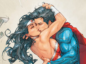 'Young Romance: A New 52 Valentine's Day Special' #1 artwork