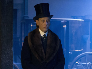 Doctor Who Christmas Special: Richard E Grant