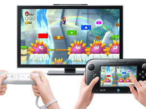 &#39;New Super Mario Bros. U&#39; screenshot