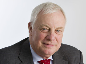 BBC Trust chairman Lord Patten