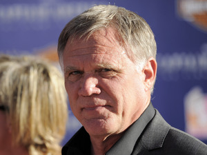 Captain America director Joe Johnston at the film&#39;s premiere, July 2011