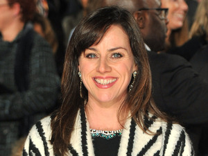 Jill Halfpenny arriving at the Nativity 2 World Premiere held at the Empire, Leicester Square. (13/11/2012)