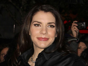 Stephenie Meyer at the premiere of 'The Twilight Saga: Breaking Dawn - Part 2' at Nokia Theatre L.A. Live