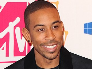 Ludacris arriving for the 2012 MTV Europe Music Awards