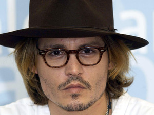 Johnny Depp, 2003