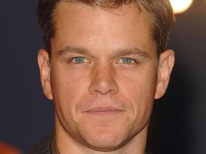 Matt Damon, was voted People's Sexiest Male Alive back in, 2007