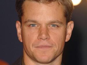 Matt Damon, was voted People's Sexiest Male Alive back in, 2007