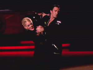 Dancing WIth The Stars S15E14: Peta Murgatroyd and Gilles Marini 