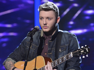 The X Factor: James Arthur