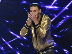 The X Factor: Rylan is stunned