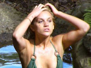 Ashley Roberts, bikini, I'm a Celebrity