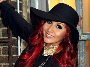 70661j Headline: Snooki Couture Beauty and Perfume Launch at EZ Studios, New York, America - 13 Nov 2012 Subhead: Nicole Snooki Polizzi Supplementary info: Categories: Female, Personality, Reality TV Star Byline: Rex Features