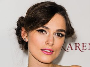 Keira Knightley, Anna Karenina film premiere, Los Angeles, America - 14 Nov 2012