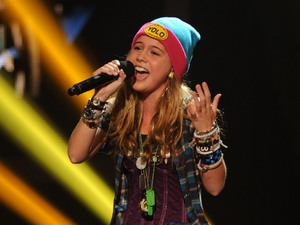 Beatrice Miller on 'X Factor' USA top 12