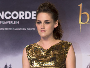 "Kristen Stewart attends the German premiere of ""The Twilight Saga: Breaking Dawn Part II"""