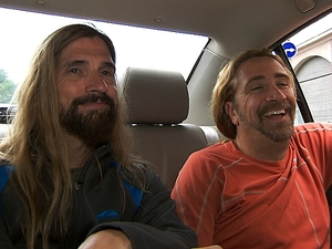 The Amazing Race (11/11/2012) 'Off to See the Wizard' - James and Abba