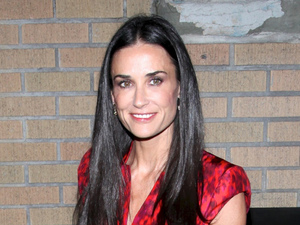 "Demi Moore Premiere of ""Margin Call"" held at the Landmark Sunshine Theater - outside arrivals New York City, USA - 17.10.11 Mandatory Credit: Andres Otero/ WENN.com"
