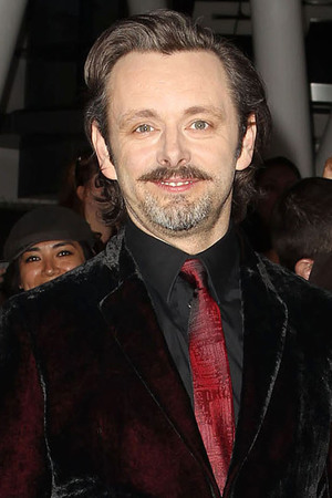 Breaking Dawn: Part 2 premiere - Michael Sheen
