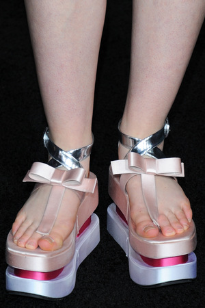 Elle fanning, Parda shoes, Twilight