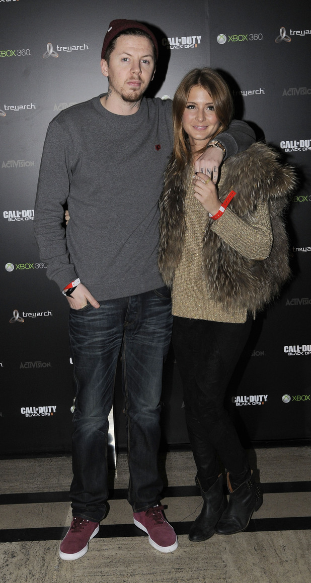 Professor Green and Millie Macintosh