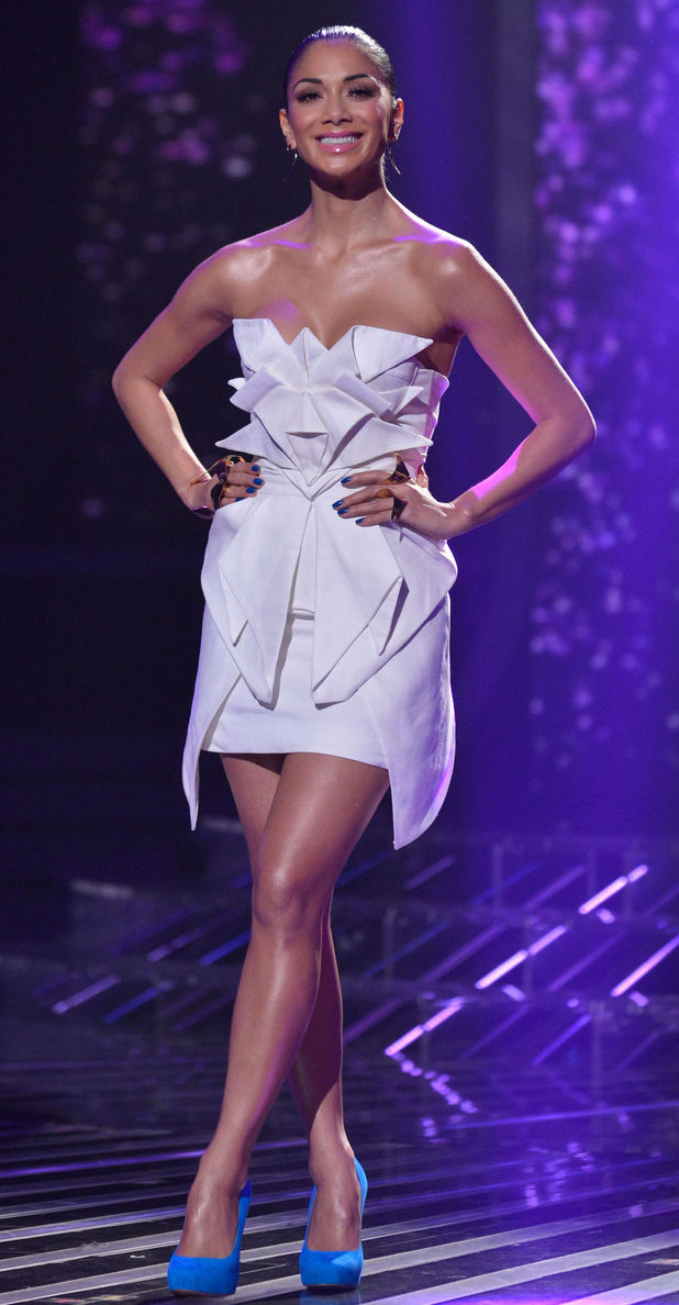 The X Factor Week 7: Nicole